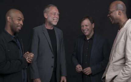 DAVE HOLLAND, AZIZA QUARTET