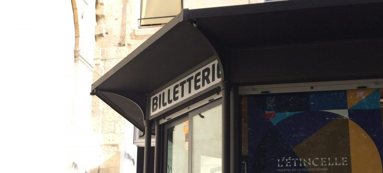 Fermeture de la billetterie