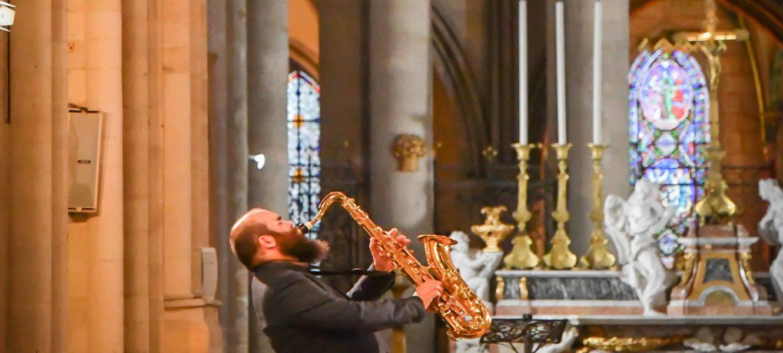 Bach Coltrane, Raphaël Imbert