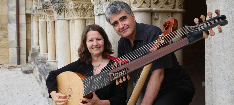 Renaud Garcìa-Fons & Claire Antonini
