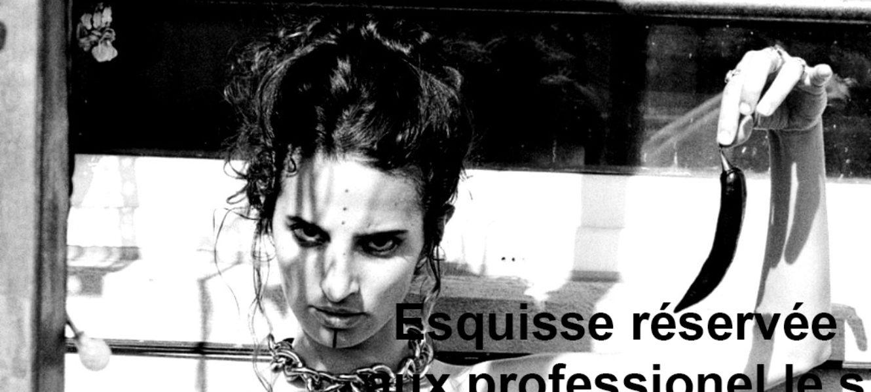 ESQUISSE#3 – Tout sera différent d'Agathe Charnet