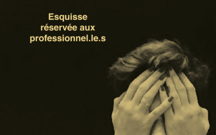 Esquisse #9 – Rouge Dents