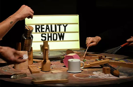 Reality show©DR
